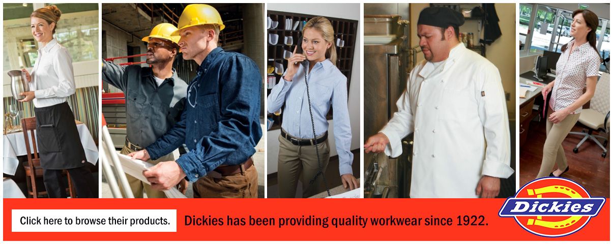 Dickies Quality Workwear